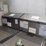 ◆ゴミ捨て場は1階入り口にあります◆