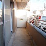 ◆南側 バルコニー◆